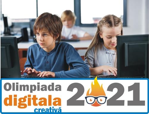 Olimpiada Digitala 2021 (Romania)